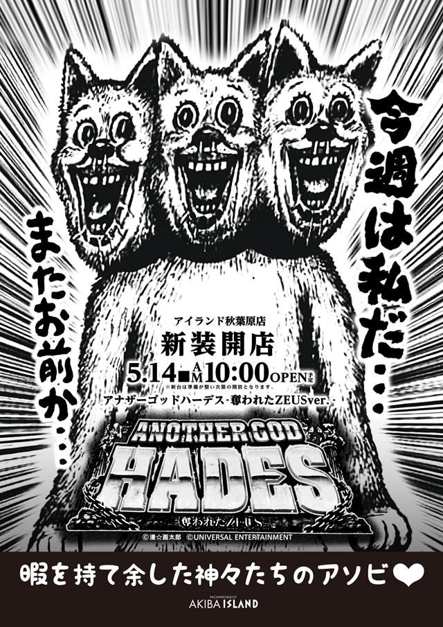 5月14日(月)10:00新装開店!!